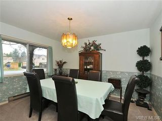 Photo 4: 6577 Rodolph Rd in VICTORIA: CS Tanner House for sale (Central Saanich)  : MLS®# 656437