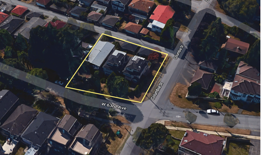 Main Photo:  in : Marpole Land Commercial for sale (Vancouver West)