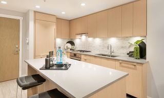 Photo 1: 107 9213 ODLIN ROAD in Richmond: West Cambie Condo for sale : MLS®# R2583942