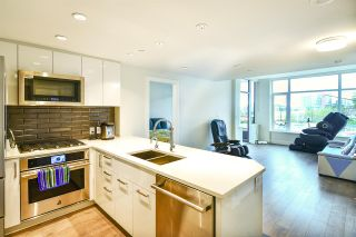 """Photo 4: 211 3451 SAWMILL Crescent in Vancouver: South Marine Condo for sale in """"OPUS AT QUARTET"""" (Vancouver East)  : MLS®# R2571719"""