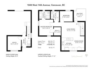 Photo 26: 1848 W 14TH AVENUE in Vancouver: Kitsilano House for sale (Vancouver West)  : MLS®# R2526943