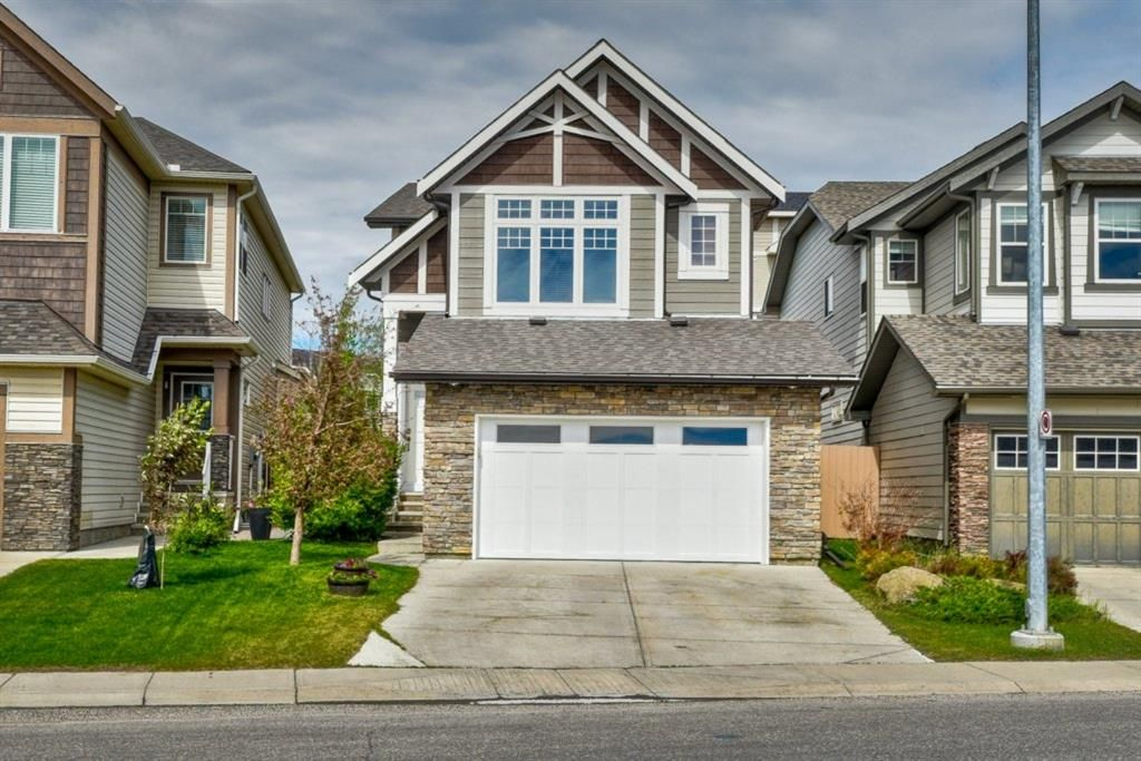 Main Photo: 32 SKYVIEW SPRINGS Gardens NE in Calgary: Skyview Ranch Detached for sale : MLS®# A1118652