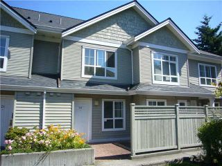 """Photo 1: # 20 6670 RUMBLE ST in Burnaby: South Slope Condo for sale in """"MERIDIAN BY THE PARK"""" (Burnaby South)  : MLS®# V841184"""