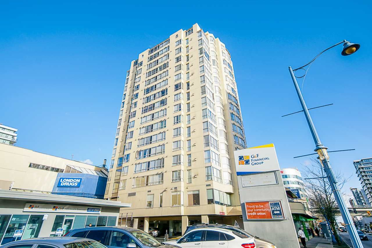 Main Photo: 103 7995 WESTMINSTER Highway in Richmond: Brighouse Condo for sale : MLS®# R2512133