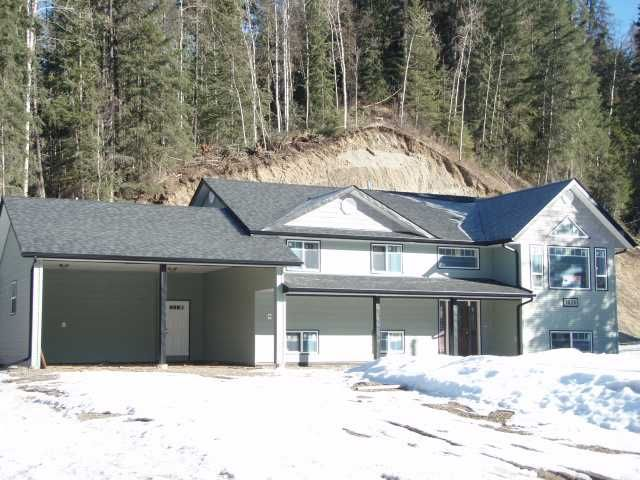 """Main Photo: 1638 FRASER FLATS Road in Prince George: Old Summit Lake Road House for sale in """"OLD SUMMIT LAKE"""" (PG City North (Zone 73))  : MLS®# N198399"""
