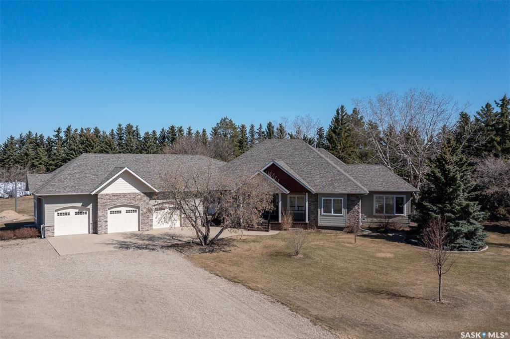 Main Photo: Dyck Acreage in Corman Park: Residential for sale (Corman Park Rm No. 344)  : MLS®# SK850499