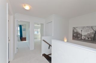 """Photo 16: 5 8531 WILLIAMS Road in Richmond: Saunders Townhouse for sale in """"PARKFRONT"""" : MLS®# R2200389"""