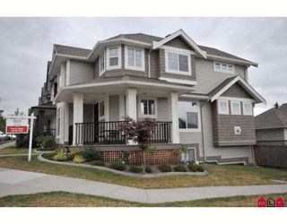 "Photo 1: 16408 60TH Avenue in Surrey: Cloverdale BC House for sale in ""BIRDSONGS"" (Cloverdale)  : MLS®# F2915229"
