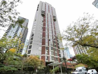 Photo 1: 1103 867 HAMILTON STREET in Vancouver: Downtown VW Condo for sale (Vancouver West)  : MLS®# R2413124