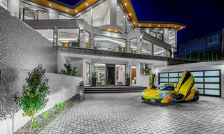 Main Photo: 4129 BURKEHILL Road in West Vancouver: Bayridge House for sale : MLS®# R2627920