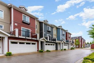 """Photo 1: 9 9691 ALBERTA Road in Richmond: McLennan North Townhouse for sale in """"JADE"""" : MLS®# R2605869"""