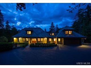 Photo 1: 1270 Mulberry Pl in NORTH SAANICH: NS Lands End House for sale (North Saanich)  : MLS®# 737130