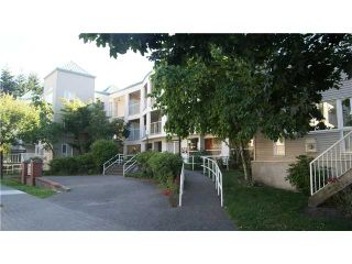 Photo 1: # 107 2339 SHAUGHNESSY ST in Port Coquitlam: Central Pt Coquitlam Condo for sale : MLS®# V1076123