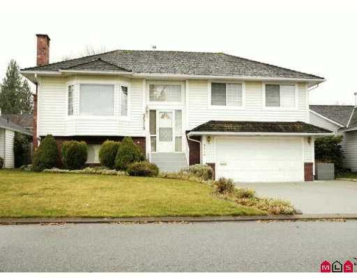 """Main Photo: 3519 CRESTON Drive in Abbotsford: Abbotsford West House for sale in """"Fairfield"""" : MLS®# F2625112"""