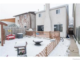 Photo 19: 86 Northcliffe Drive in WINNIPEG: Transcona Residential for sale (North East Winnipeg)  : MLS®# 1529487