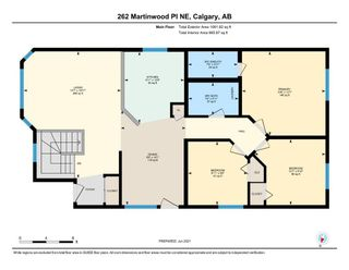 Photo 29: 262 Martinwood Place NE in Calgary: Martindale Detached for sale : MLS®# A1123392