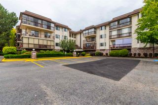 """Photo 1: 213 2414 CHURCH Street in Abbotsford: Abbotsford West Condo for sale in """"Autumn Terrace"""" : MLS®# R2487679"""