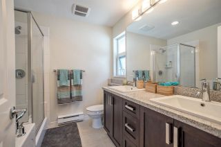 """Photo 15: 720 ORWELL Street in North Vancouver: Lynnmour Townhouse for sale in """"Wedgewood by Polygon"""" : MLS®# R2162602"""