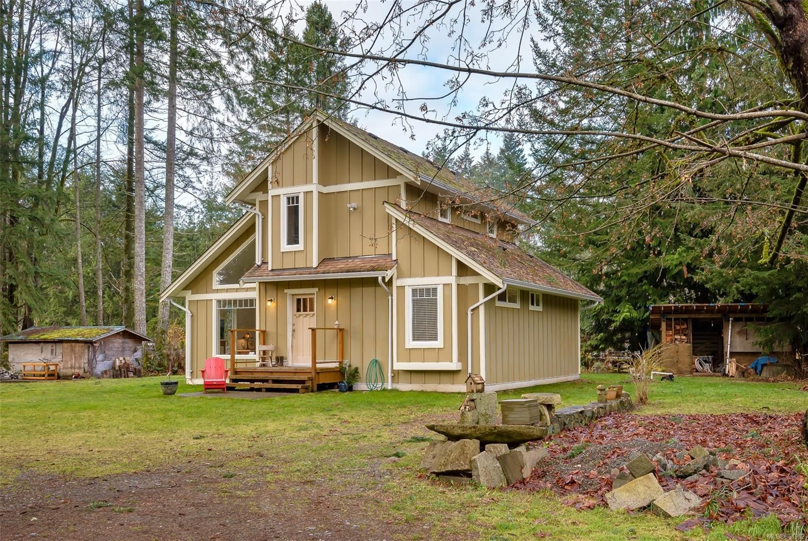 Main Photo: 4739 Wimbledon Rd in : CR Campbell River South House for sale (Campbell River)  : MLS®# 861982
