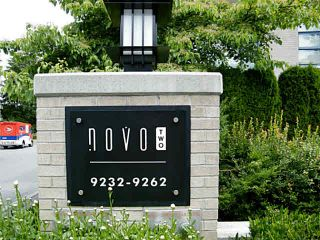 "Photo 20: 509 9262 UNIVERSITY Crescent in Burnaby: Simon Fraser Univer. Condo for sale in ""NOVO II"" (Burnaby North)  : MLS®# V1131080"