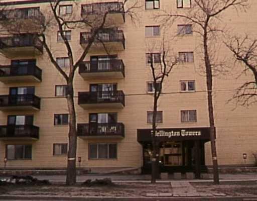 Main Photo: 605 250 WELLINGTON Crescent in WINNIPEG: Fort Rouge / Crescentwood / Riverview Condominium for sale (South Winnipeg)  : MLS®# 2412187