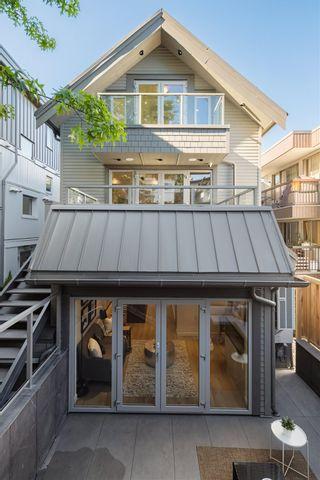 Photo 23: 2146 W 1ST Avenue in Vancouver: Kitsilano 1/2 Duplex for sale (Vancouver West)  : MLS®# R2606015