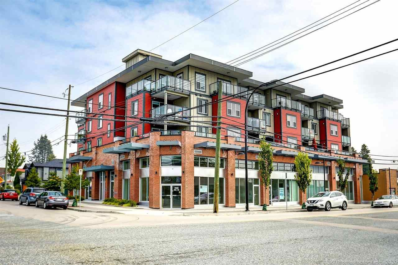 Main Photo: 305 7908 15TH Avenue in Burnaby: East Burnaby Condo for sale (Burnaby East)  : MLS®# R2492981
