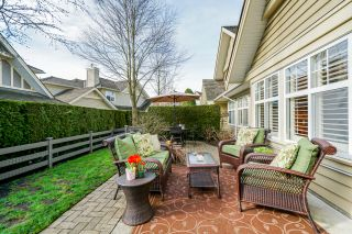 """Photo 30: 36 15450 ROSEMARY HEIGHTS Crescent in Surrey: Morgan Creek Townhouse for sale in """"CARRINGTON"""" (South Surrey White Rock)  : MLS®# R2435526"""