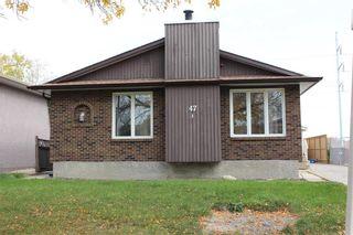 Photo 1: 47 Greenhoven Crescent in Winnipeg: Garden Grove Residential for sale (4K)  : MLS®# 202124110