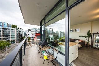 "Photo 8: 501 123 W 1ST Avenue in Vancouver: False Creek Condo for sale in ""COMPASS"" (Vancouver West)  : MLS®# R2465773"