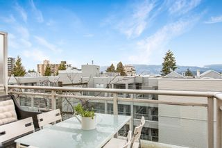 """Photo 22: 422 2255 W 4TH Avenue in Vancouver: Kitsilano Condo for sale in """"THE CAPERS BUILDING"""" (Vancouver West)  : MLS®# R2565232"""