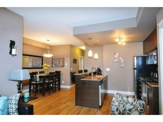 "Photo 4: 201 2343 ATKINS Avenue in Port Coquitlam: Central Pt Coquitlam Condo for sale in ""PEARL"" : MLS®# V1070597"