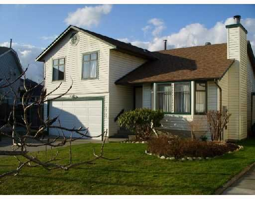 Main Photo: 23123 PEACHTREE Court in Maple_Ridge: East Central House for sale (Maple Ridge)  : MLS®# V693885