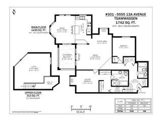 "Photo 4: 301 5555 13A Avenue in Delta: Cliff Drive Condo for sale in ""WINDSOR WOODS - THE CAMPTON"" (Tsawwassen)  : MLS®# R2418414"