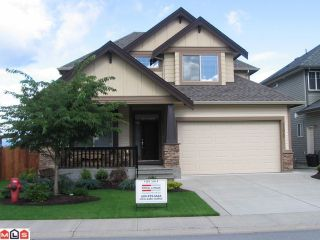 """Photo 1: 21017 83A Avenue in Langley: Willoughby Heights House for sale in """"YORKSON"""" : MLS®# F1024577"""
