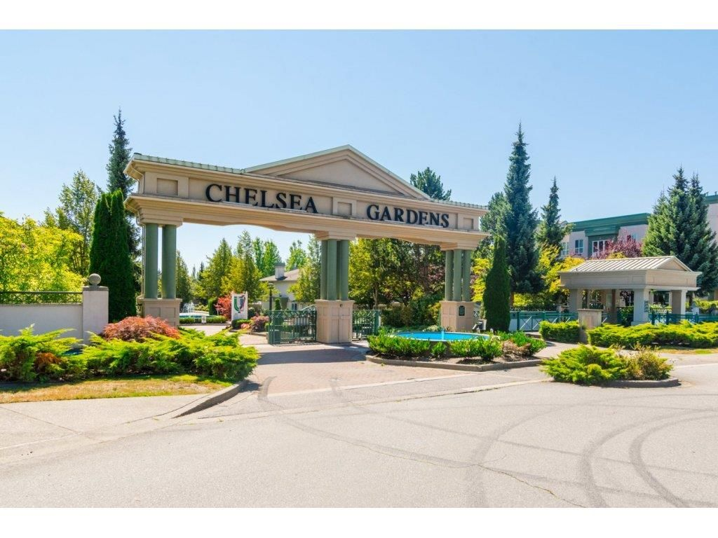 "Main Photo: 223 13880 70 Avenue in Surrey: East Newton Condo for sale in ""CHELSEA GARDENS"" : MLS®# R2167661"