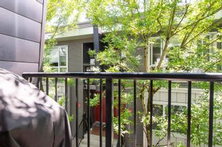 """Photo 23: 202 668 W 6TH Avenue in Vancouver: Fairview VW Townhouse for sale in """"The Bohemia"""" (Vancouver West)  : MLS®# R2596891"""