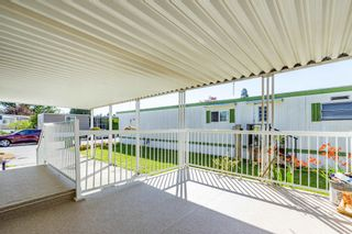 """Photo 21: 119 1840 160 Street in Surrey: King George Corridor Manufactured Home for sale in """"Breakaway Bays"""" (South Surrey White Rock)  : MLS®# R2598312"""