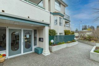 """Photo 2: 311 5955 177B Street in Surrey: Cloverdale BC Condo for sale in """"Windsor Place"""" (Cloverdale)  : MLS®# R2566962"""