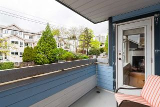 """Photo 20: 202 1729 E GEORGIA Street in Vancouver: Hastings Condo for sale in """"Georgia Court"""" (Vancouver East)  : MLS®# R2574809"""