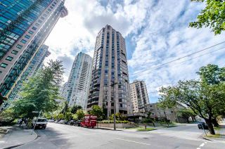 "Photo 1: 1901 738 BROUGHTON Street in Vancouver: West End VW Condo for sale in ""Alberni Place"" (Vancouver West)  : MLS®# R2396844"