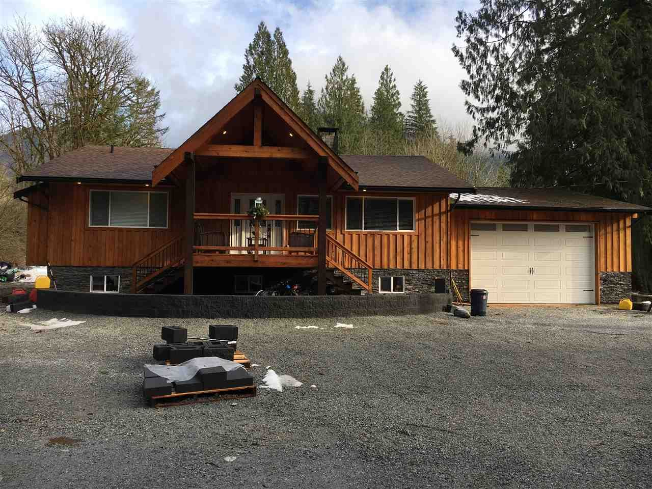 """Main Photo: 14708 SYLVESTER Road in Mission: Dewdney Deroche House for sale in """"CASCADE CREEK"""" : MLS®# R2430997"""