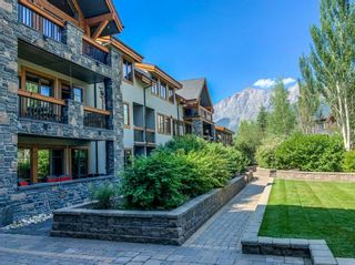 Photo 24: 112 505 Spring Creek Drive: Canmore Apartment for sale : MLS®# A1059035