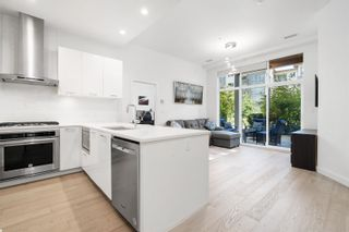 """Photo 5: 108 3581 ROSS Drive in Vancouver: University VW Condo for sale in """"Virtuoso"""" (Vancouver West)  : MLS®# R2609138"""