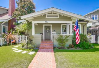 Main Photo: CORONADO VILLAGE House for sale : 3 bedrooms : 738 B Avenue in Coronado