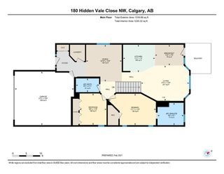 Photo 48: 180 Hidden Vale Close NW in Calgary: Hidden Valley Detached for sale : MLS®# A1071252