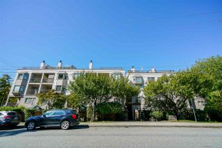 Photo 18: 103 737 HAMILTON STREET in New Westminster: Uptown NW Condo for sale : MLS®# R2403545