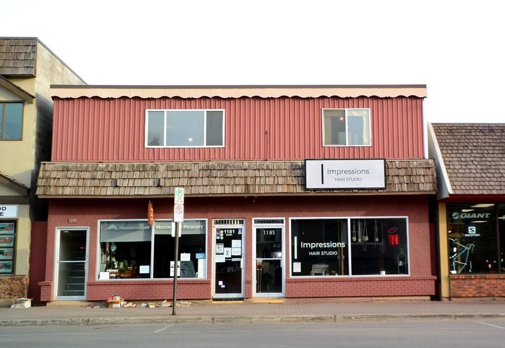 Main Photo: 1181 MAIN Street in Smithers: Smithers - Town Retail for sale (Smithers And Area (Zone 54))  : MLS®# C8038118