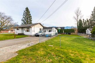 Photo 1: 46580 BROOKS AVENUE in Chilliwack: Chilliwack E Young-Yale House for sale : MLS®# R2550814