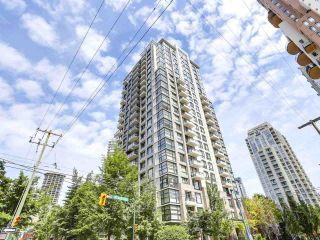 "Photo 1: 506 1295 RICHARDS Street in Vancouver: Downtown VW Condo for sale in ""OSCAR"" (Vancouver West)  : MLS®# R2290221"